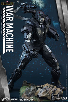 MMS331-D13, Marvel: War Machine Diecast Sixth Scale Figure
