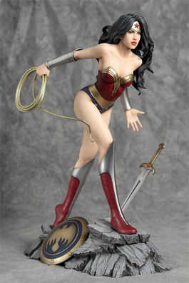 DC Comics Fantasy Figure Gallery Estatua 1/6 Wonder Woman (Luis Royo) 26 cm