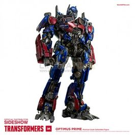Transformers: Optimus Prime Premium Scale Collectible Figure