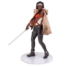 Walking Deaed Michonne Statue