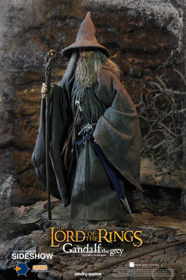 LOTR: Gandalf the Grey Sixth scale Figure