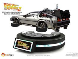 Back to The Future II Floating DeLorean