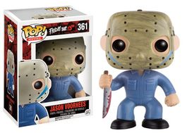 Pop! Movies: Friday The 13th - Jason Voorhees A New Beginning LE