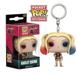 Pocket Pop Keychains: Suicide Squad - Harley Quinn in Gown LE