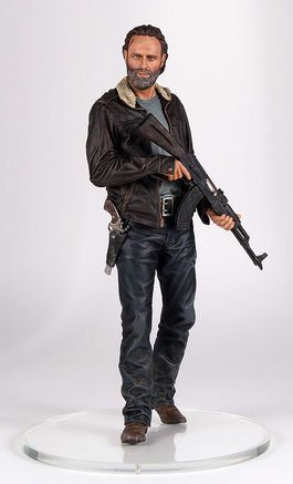 THE WALKING DEAD RICK SEASON 5 STATUE