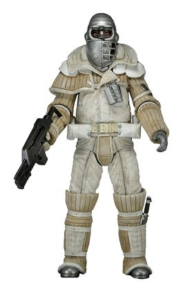 NECA Aliens Scale Series 8 Weyland Yutani Commando Action Figure