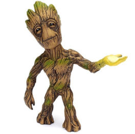 "JADA 6"" METALS - GUARDIANS OF THE GALAXY - GROOT"