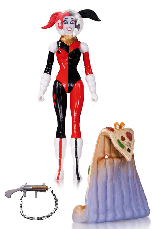 DC COMICS DES CONNER SPACESUIT HARLEY QUINN
