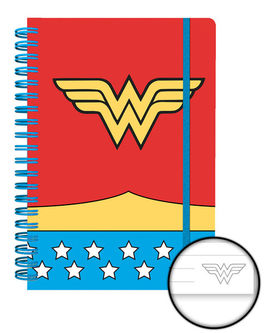 Wonder Women Costume NOTEBOOK