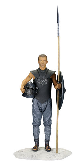 Game of Thrones: Grey Worm figure