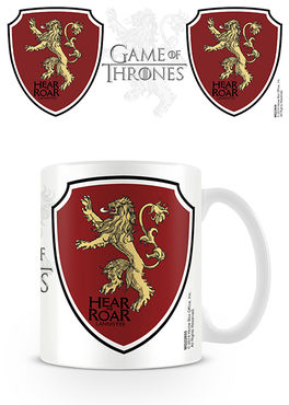 Game of Thrones (Lannister) Coffee Mug