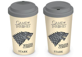 Game of Thrones (House Stark) Travel Mug