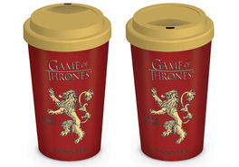 Game of Thrones (House Lannister) Travel Mug