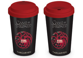 Game of Thrones (House Targaryen) Travel Mug