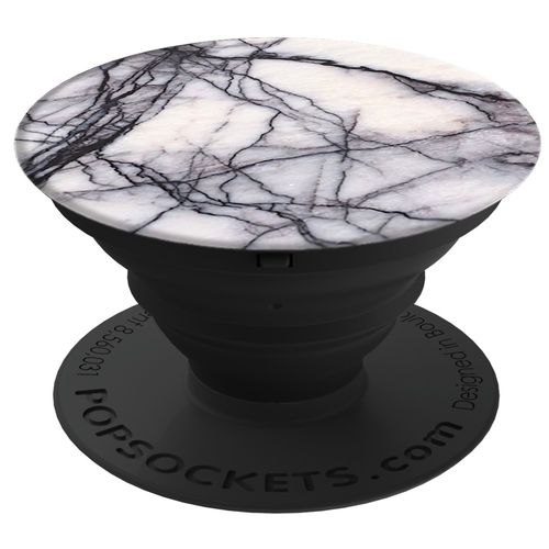 PopSockets: White Marble