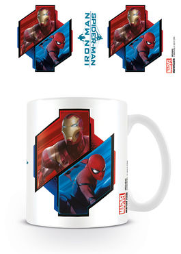 Spider-Man Homecoming (Duo) Coffee Mug