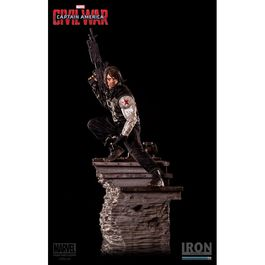 Winter Soldier 1/4 statue - CACW Diorama