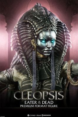 Court of the Dead: Cleopsis - Eater of the Dead Premium Statue