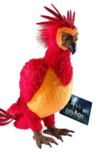 Harry Potter Peluche Fawkes 30 cm