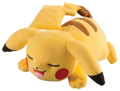 Pokemon: Sleeping Pikachu 20 cm Plush