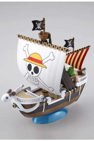 One Piece Grand Ship Collection Maqueta Plastic Model Kit Going Merry 15 cm