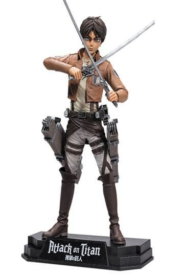 Attack on Titan Figura Color Tops Eren Jaeger 18 cm