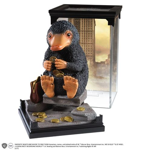 Animales fantásticos Estatua Magical Creatures Niffler 18 cm