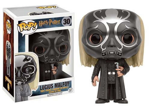 Pop! Harry Potter: Death Eater Mask Lucius LE