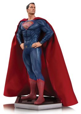 Justice League Movie Statue Superman 33 cm