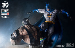 DC Comics: Batman vs Bane Battle 1:6 Scale Figure Diorama