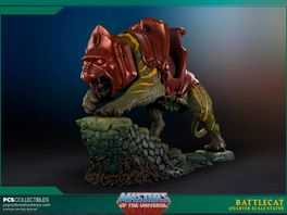 Masters of the Universe: Battle Cat 1:4 Scale Statue
