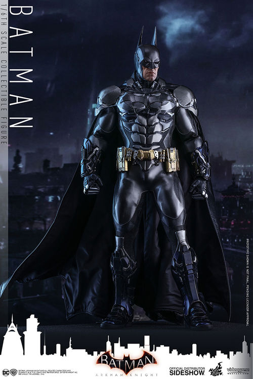 BATMAN ARKHAM KNIGHT 12 PULGADAS BATMAN AF. VGM26