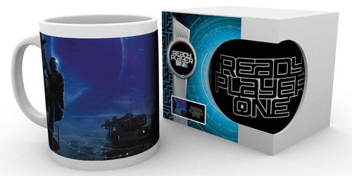 Ready Player One Taza One Sheet