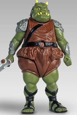 Star Wars Figura Jumbo Vintage Kenner Gamorrean Guard 30 cm