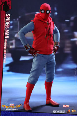 "SPIDER-MAN HOMECOMING 12"" SPIDER-MAN AF MMS414"