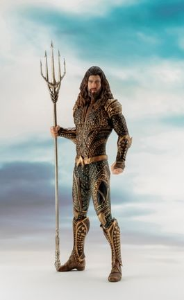 DC Comics: Justice League Movie - Aquaman Artfx+ PVC Statue