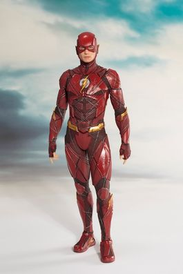 DC Comics: Justice League Movie - The Flash Artfx+ PVC Statue