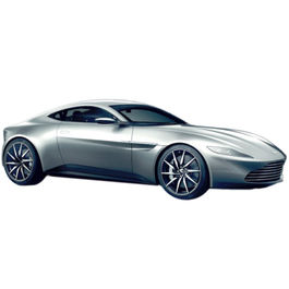James Bond Spectre Vehículo 1/18 Aston Martin DB10 Hotwheels Elite Edition