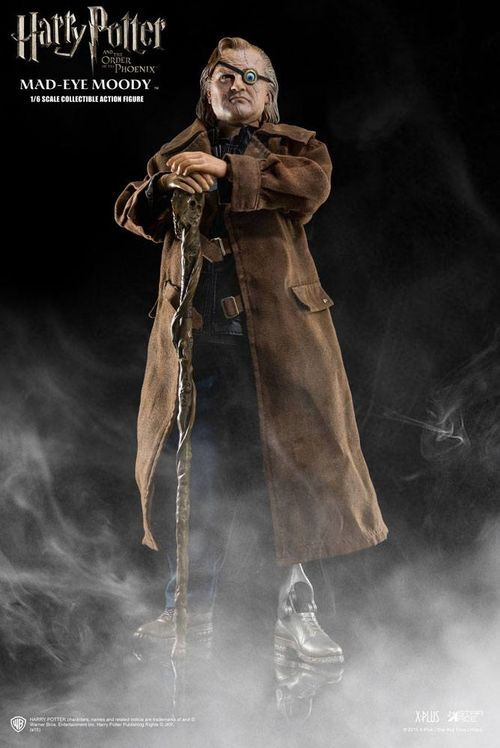 Harry Potter My Favourite Movie Figura 1/6 Mad-Eye Moody 30 cm
