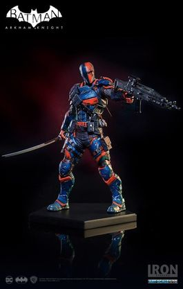 DC Comics: Arkham Knight - Deathstroke 1:10 Scale Statue