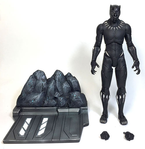 MARVEL SELECT BLACK PANTHER MOVIE AF