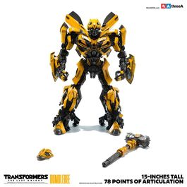 Transformers The Last Knight Figura 1/6 Bumblebee 38 cm