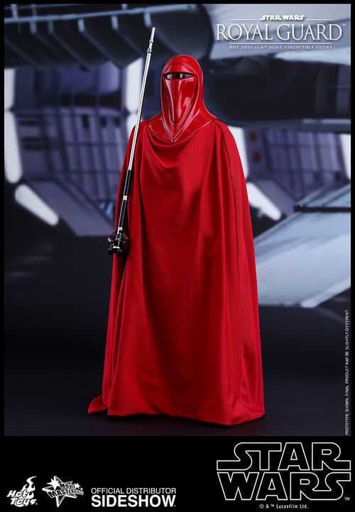 Star Wars: Return of the Jedi - Royal Guard 1:6 Scale Figure MMS469