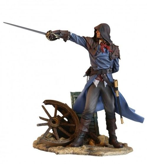 Assassins Creed Statue Arno Dorian ***CAJA DAÑADA***