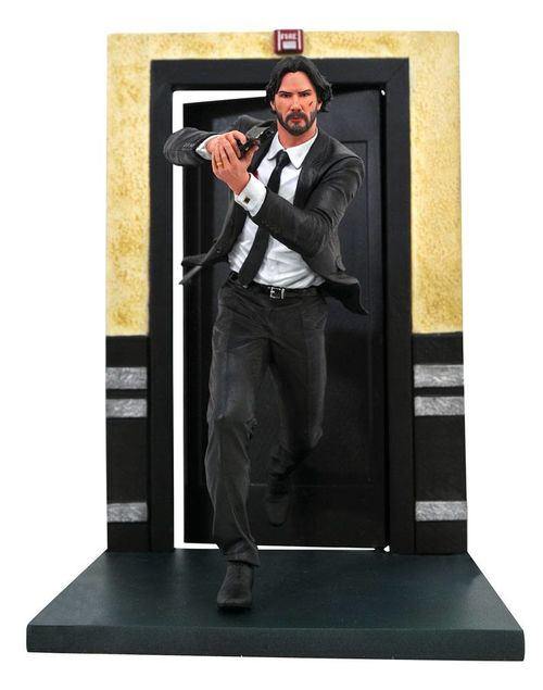 John Wick Gallery Estatua PVC Chapter 1 23 cm