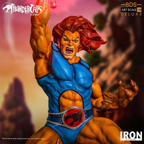 LION-O 1/10 BDS ART SCALE THUNDERCATS