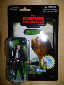 HAN SOLO ECHO BASE OUTFIT VINTAGE COLLECTION 03 FIGURA