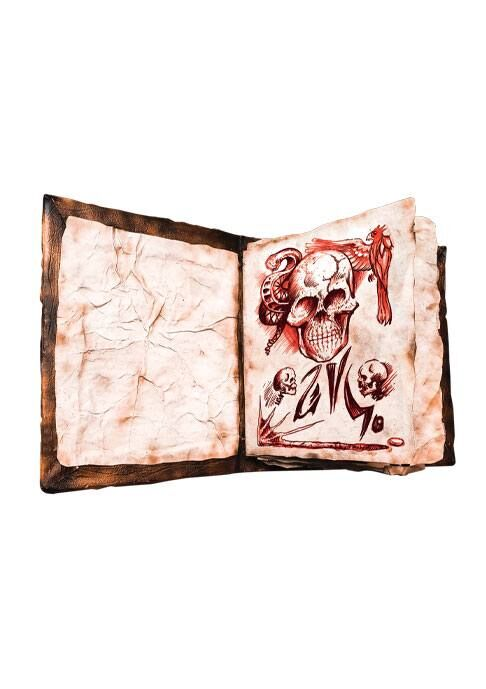 Evil Dead 2 Réplica 1/1 Book of the Dead Necronomicon V2