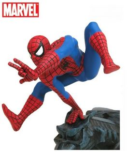Attakus Spider Man Gargoyle