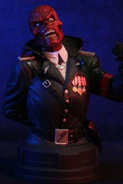 Marvel Busto 1/6 Red Skull 18 c